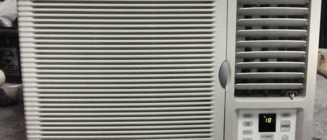 کولر گازی سامسونگ - پنجرهای