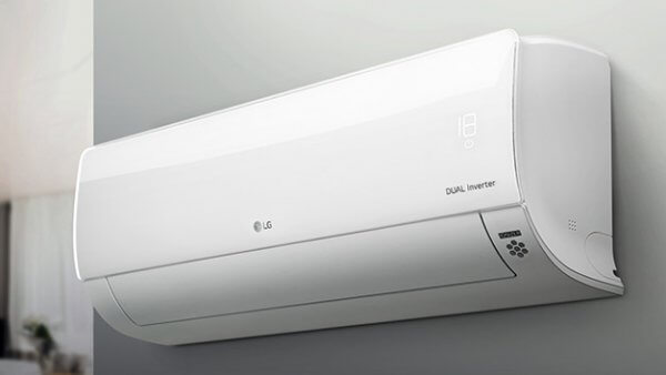 کولر گازی ال جی dual inverter